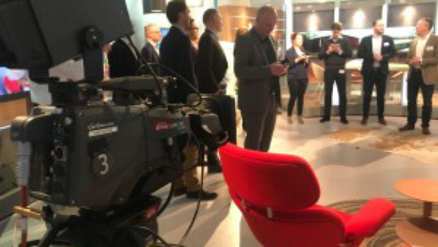 05-02-2018 Highlights, SMA Noord op bezoek bij RTV Noord