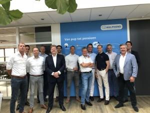 06-06-2018 Highlights, SMA Arnhem op bezoek bij Stichting Hulphond