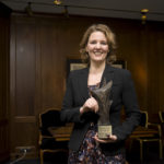20110210 SMA Sales Event Winnaar Commercieel Directeur Judith Schoenmaeckers