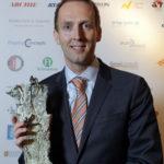 20120209 SMA Sales Event Winnaar Senior Sales Professional Marc van Hemert