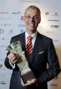 20120209 SMA Sales Event winnaar Commercieel Directeur Rob Idink