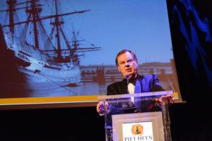 20121027 SMA Piet Heyn Award Bernard Wientjes