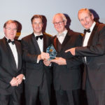 20121027 SMA Piet Heyn Award La Place Bart van den Nieuwenhof Bernard Wientjes Henk Broeders
