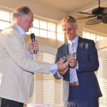 Uitreiking prijs SMA Top-50 prijs aan Rob Idink