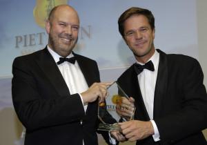 Uitreiking Piet Heyn Award, 2009