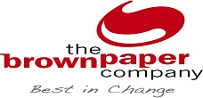 Logo The brown paper Company
