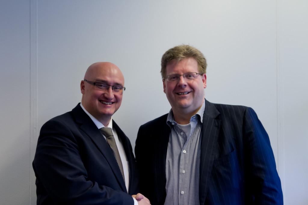SMA Partnership ondertekening contract Kenneth Smit