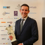 20150305 SMA Sales Event winnaar Senior Sales Professional Maurice Janssen Duijghuijsen