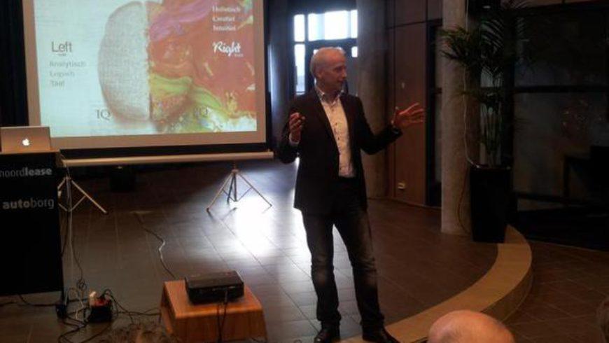 30-03-2015, SMA Groningen : Masterclass over Story Telling