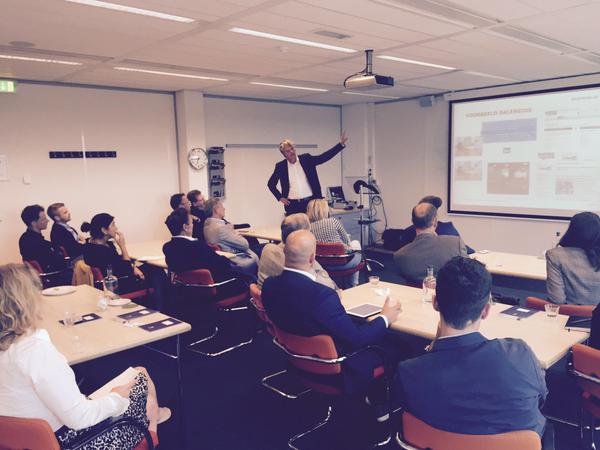 02-09-2015, SMA Oost : Masterclass Social Selling