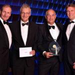 20151029 Coen Bos Winnaar Piet Heyn Award Robbert de Haan Aart van Beuzekom