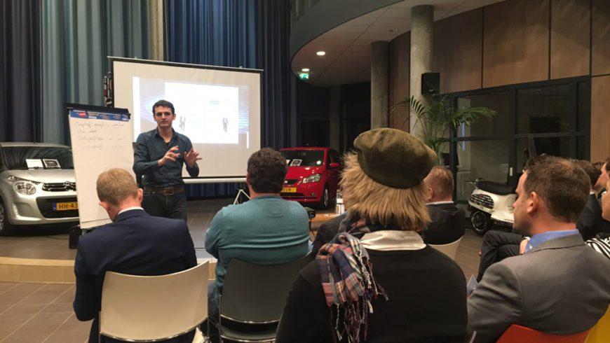 27-01-2016, SMA Groningen : Masterclass over Personal Branding