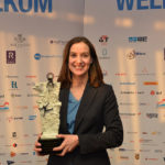 20160310 SMA Sales Event Winnaar Anne van Naerssen Young Sales Professional
