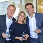 20160901 SMA Executive Beach Party Frank van Nistelrooij Kristien Janssen Rene de Backker