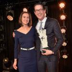 20170309 SMA Sales Event winnaar Dennis Wagenaars Young Sales Professional
