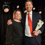 20170309 SMA Sales Event winnaar Hans Peters Commercieel Directeur
