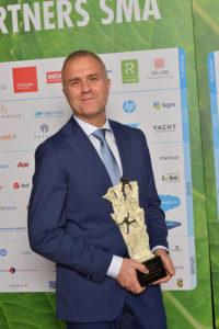 20180308 SMA Sales Event winnaar Commercieel Directeur Remko Stolk