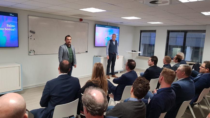 25-2-2019, SMA West Brabant : Masterclass Beloningen