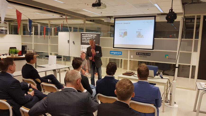 19-03-2019 : SMA Zwolle, Masterclass over Big Data