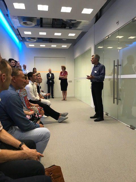 27-08-2019 : SMA Oost-Brabant op bezoek bij Signify