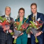 20191107 Kirsten van der Vaart, Robin de Jong en Vincent Coullier