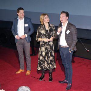 20191114 SMA Sales Event Noord Wouter van Duren Connie Maathuis Sander Bennink