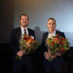 20191114 kandidaten SMA Noord Young Sales Cor Ludema Micheal van der Felz