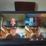 20200506 SMA Noord Management Lunch Online Peter Vernimmen André Regtop Harmen Visser