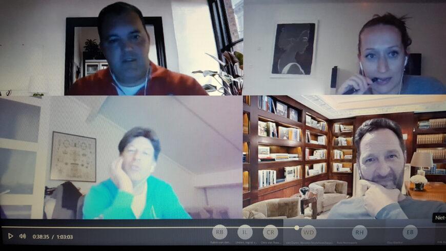 09-11-2020 : Peergroup Senior Sales Professional over impact COVID-19