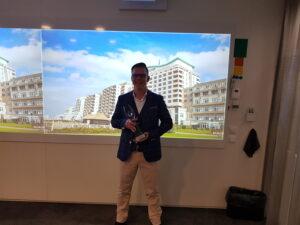 20210318 SMA Sales Event Salesmanager Bas Schoonderwoert