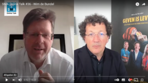 20210423 SMA Online Talk Wim de Bundel Geven is Leven