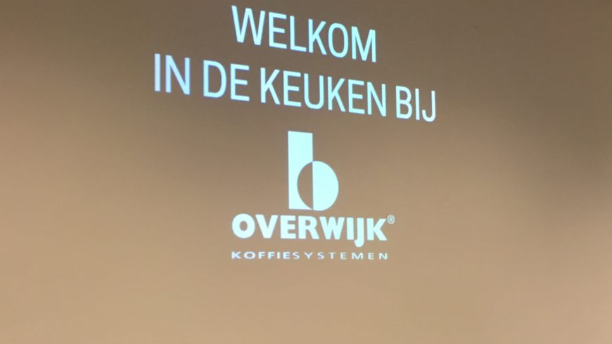 27-05-2018 Highlights, SMA Friesland op bezoek bij Overwijk Koffie