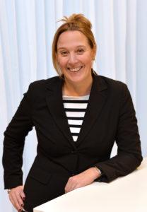 Bestuurslid SMA Eindhoven Ingrid van der Linden