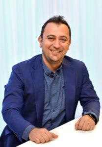 Bestuurslid SMA West-Brabant Mehmet Genc