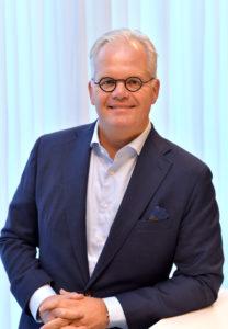 SMA Bestuurslid Dennis van de Bos
