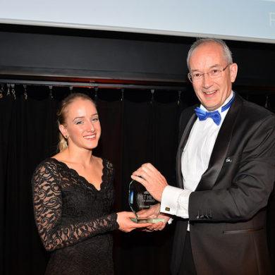 Winnaar Piet Heyn SMA Award 2017
