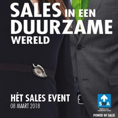 Winnaars Sales Event 2018